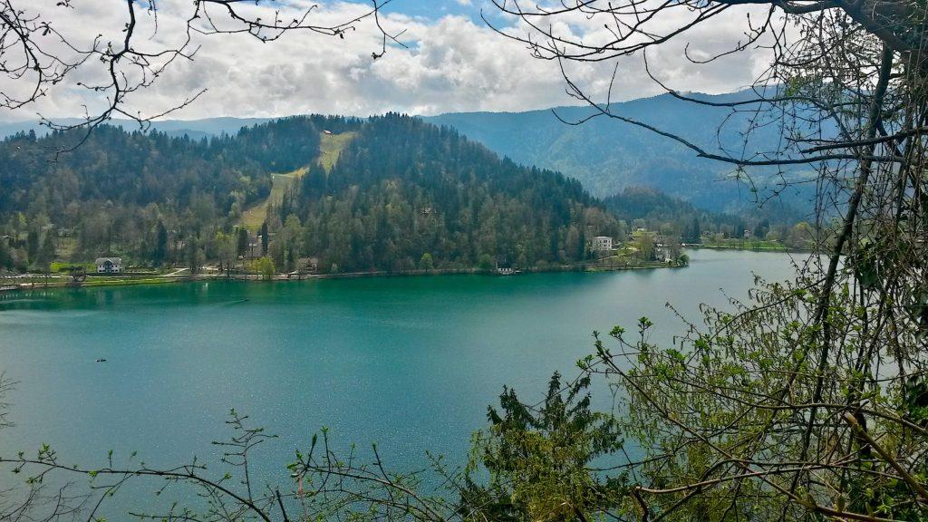 Lago Bled, Castelo Bled, Eslovênia turismo
