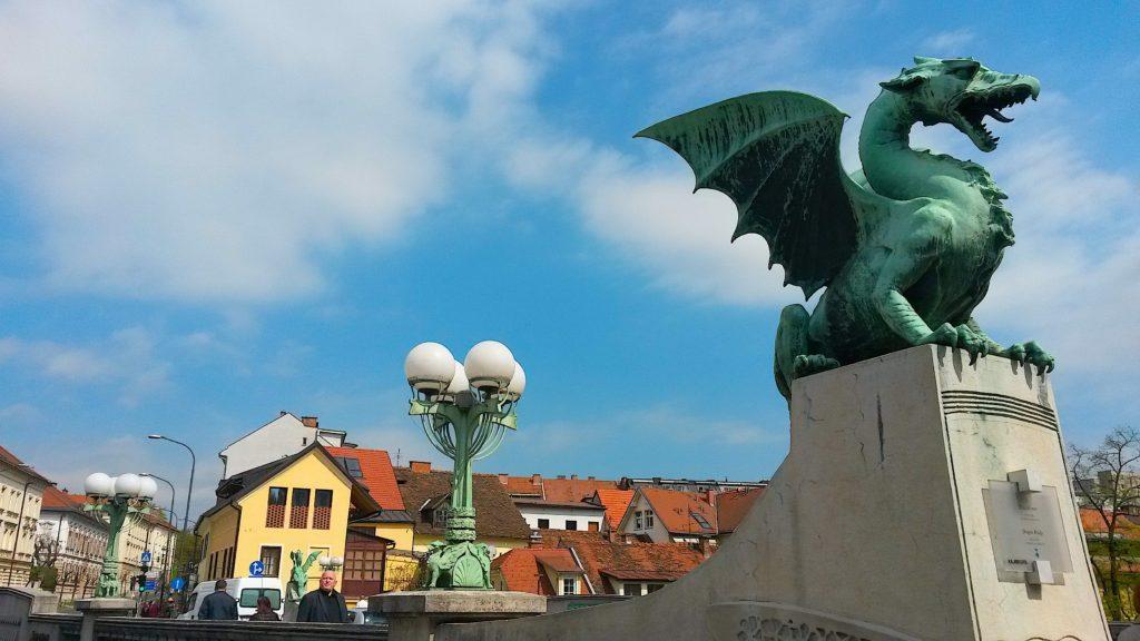 Dragões, Viajar Eslovênia