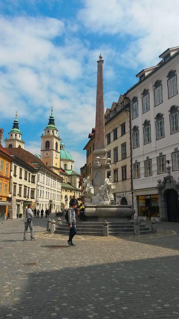 Viajar para Eslovênia, Liubliana