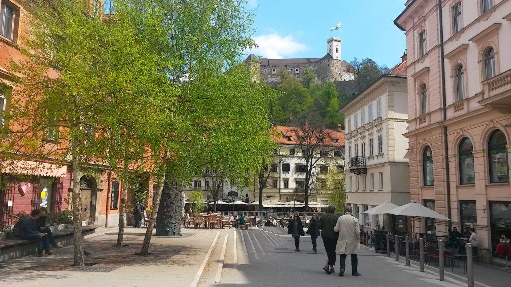 Viagem Eslovênia, Europa Central, castelos