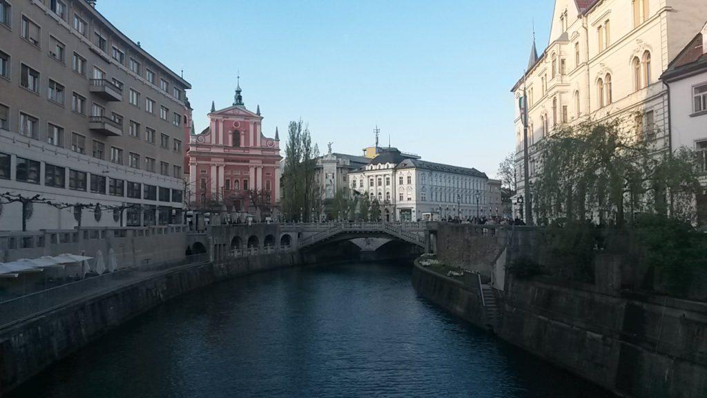 Pontos turísticos da Eslovênia, Liubliana
