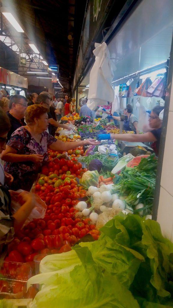 Mercado de Verónicas, Murcia