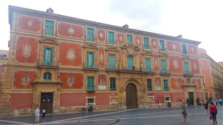Palácio Episcopal, Murcia