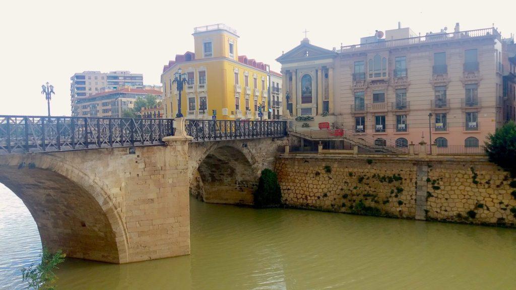 Puente de los Peligros, Murcia