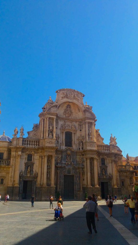 Catedral de Santa Maria, Murcia
