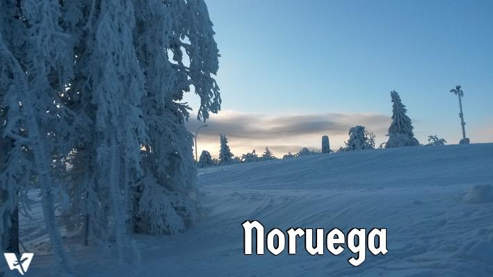 Viagem à Noruega – visitando a Escandinávia no inverno